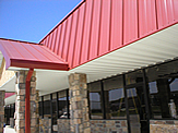 Commercial Steel Siding and Roofing